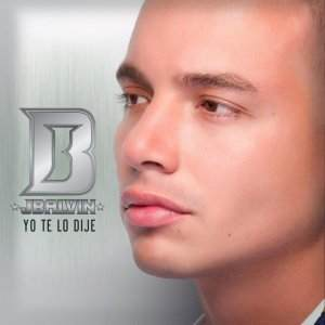 J Balvin - Yo Te Lo Dije (studio acapella)