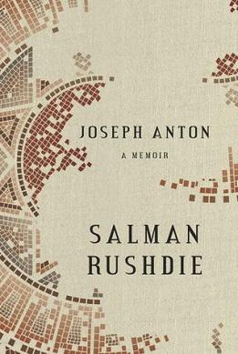 <i>Joseph Anton: A Memoir</i> book by Salman Rushdie