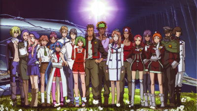 List Of Macross Frontier Characters