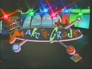 <i>Make the Grade</i> American television series