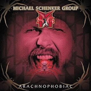 <i>Arachnophobiac</i> 2003 studio album by Michael Schenker Group