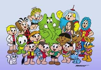 Monica Kids Friends