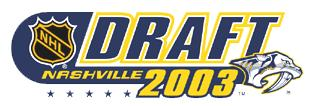 2003 NHL Entry Draft