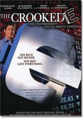 The Crooked E: The Unshredded Truth About Enron - Wikipedia
