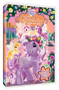 <i>My Little Pony: The Princess Promenade</i> 2006 film