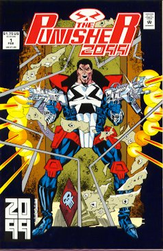 Vente/achat comics - Page 2 Punisher2099