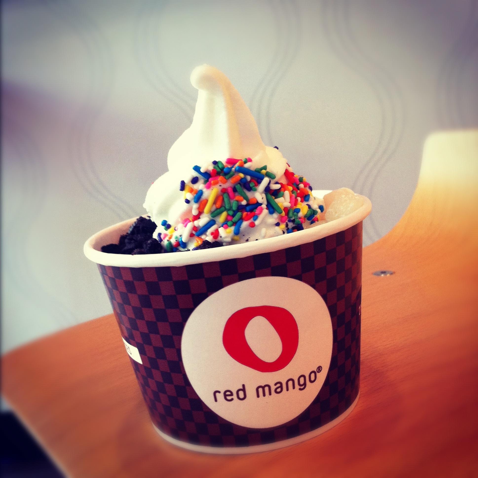 Red Mango Yogurt Cafe