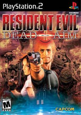 Resident Evil Dead Aim Wikipedia