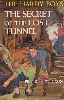 Secret of the Lost Tunnel