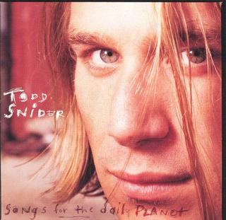 <i>Songs for the Daily Planet</i> 1994 studio album by Todd Snider