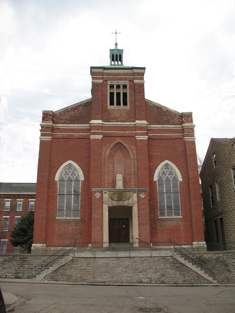 St Michael the Archangel Church Cincinnati Ohio