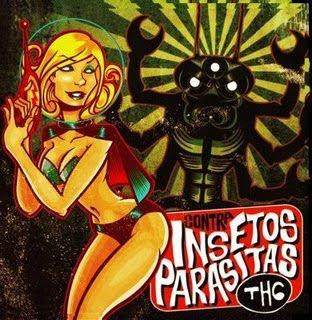 <i>Contra Insetos Parasitas</i> 2008 studio album by TH6