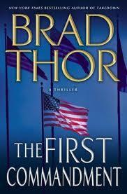 <i>The First Commandment</i> (novel) book by Brad Thor