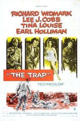 Richard Widmark the trap