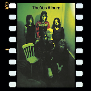 <i>The Yes Album</i> 1971 studio album by Yes