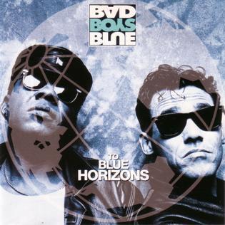 <i>To Blue Horizons</i> album
