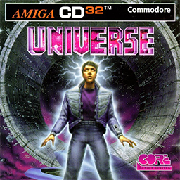 <i>Universe</i> (1994 video game) 1994 video game