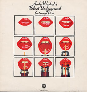 <i>Andy Warhols Velvet Underground Featuring Nico</i> 1971 compilation album by The Velvet Underground