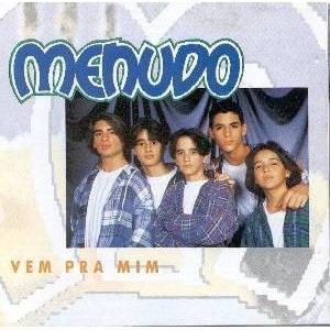 <i>Vem Pra Mim</i> 1993 studio album by Menudo