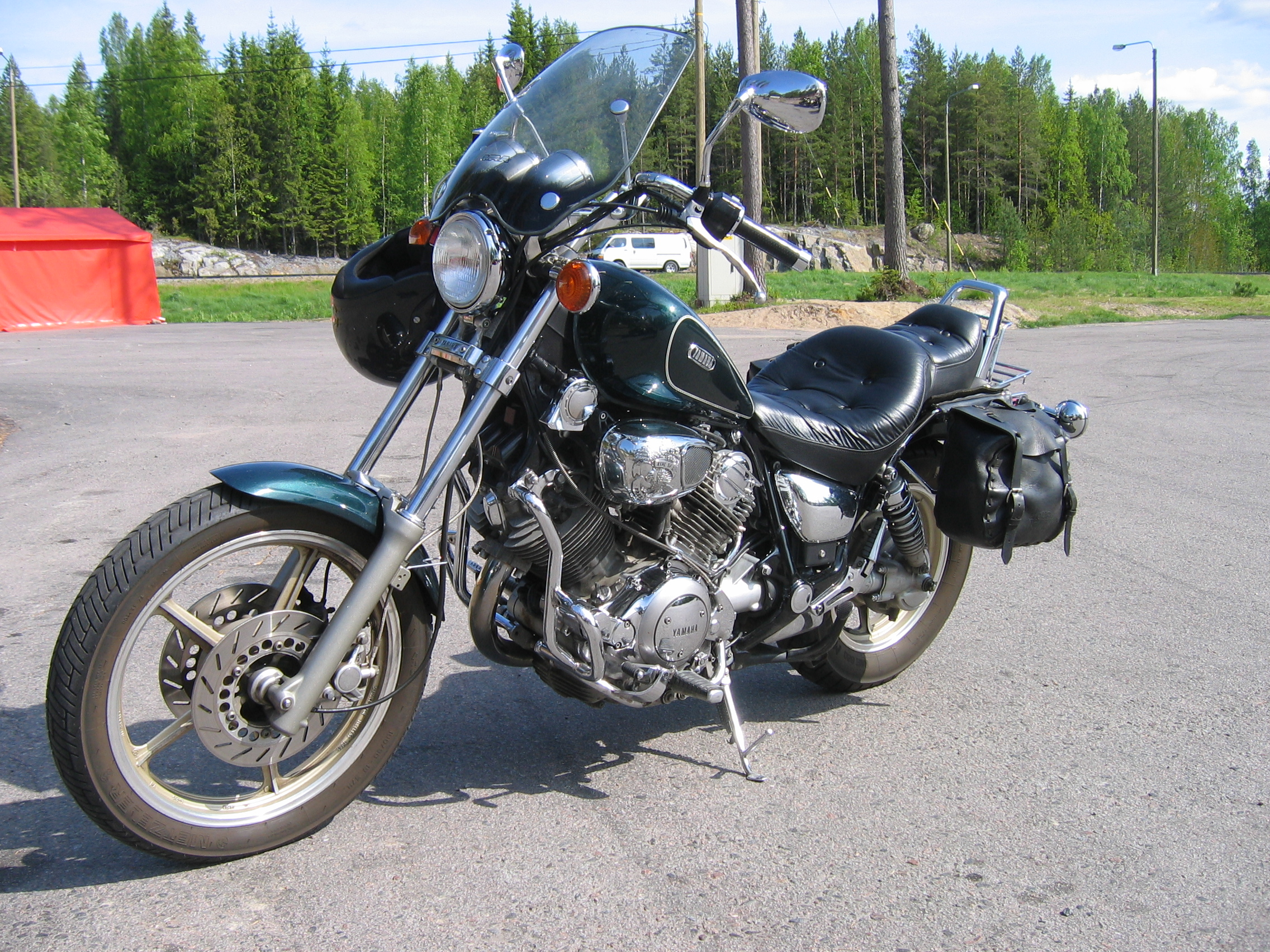 You Tube Yamaha Virago Cc