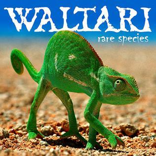<i>Rare Species</i> (album) 2004 studio album by Waltari