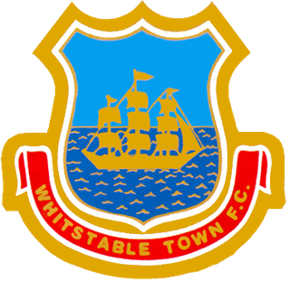 Whitstable Town F.C. Association football club in England
