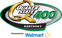 Quaker State 400 annual auto race at Kentucky Speedway