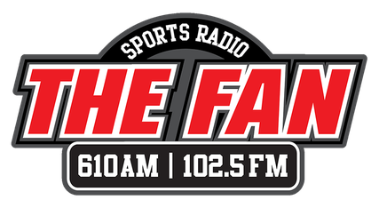 610 WFNZ the Fan logo.png