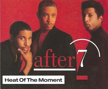 After 7 - Heat Of The Moment Lyrics | MetroLyrics