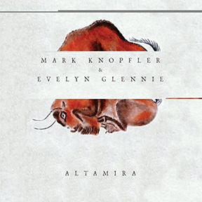 <i>Altamira</i> (soundtrack) 2016 soundtrack album by Mark Knopfler and Evelyn Glennie
