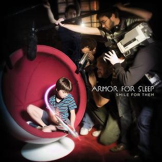 <i>Smile for Them</i> 2007 studio album by Armor for Sleep