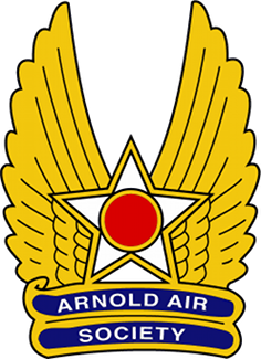 Image result for Arnold Air Society logo