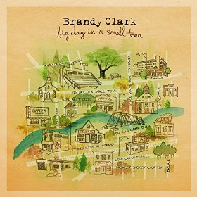 <i>Big Day in a Small Town</i> 2016 studio album by Brandy Clark