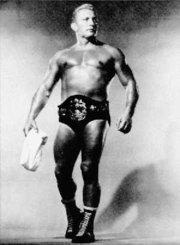 Buddy Rogers (wrestler) American professional wrestler