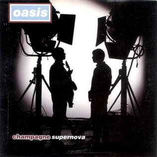 Image result for oasis champagne supernova