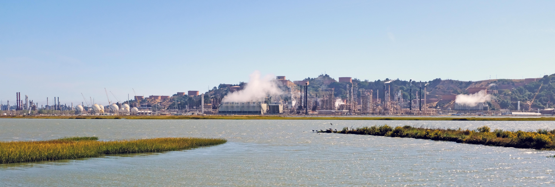 Chevron Richmond Refinery - Wikipedia