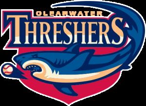 Clearwater Threshers Minor League Baseball team