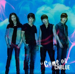 Come On (CNBLUE song) single