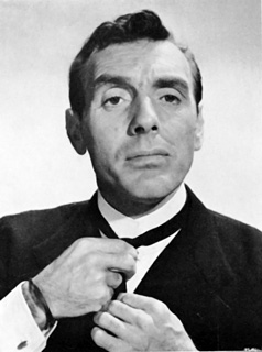 Eric Sykes English writer and actor