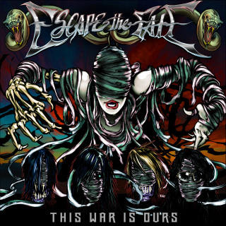 <i>This War Is Ours</i> 2008 studio album by Escape the Fate