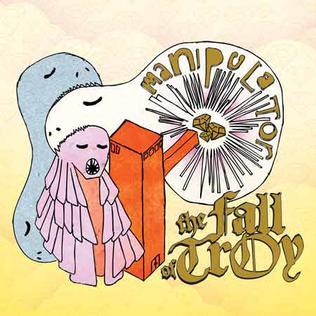 <i>Manipulator</i> (album) 2007 studio album by The Fall of Troy