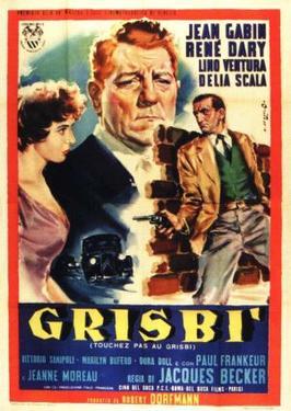 Touchez pas au grisbi (1954) movie poster