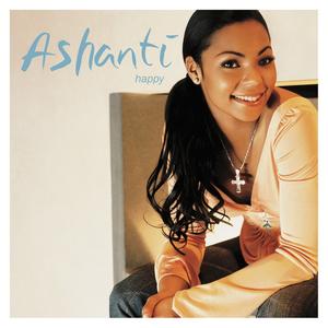 Happy (Ashanti song) 2002 single by Ashanti
