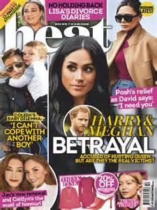 <i>Heat</i> (magazine) UK entertainment magazine