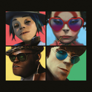 gorillaz damon albarn humanz new album phase 4 2017 garbage terrible bad