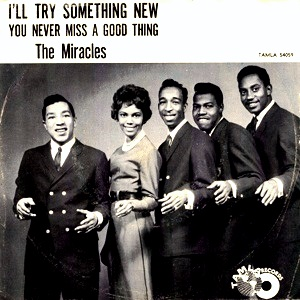 Ill Try Something New (song) Single by The Miracles