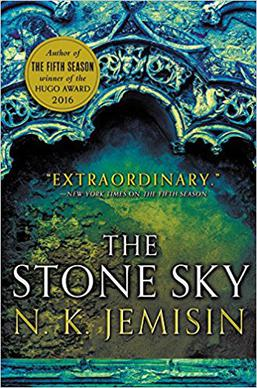 Picture of a book: The Stone Sky