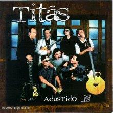 <i>Acústico MTV</i> (Titãs album) 1997 live album by Titãs