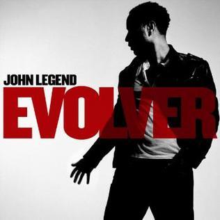 Evolver (John Legend album) - Wikipedia