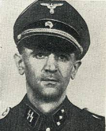 Karl Möckel SS officer